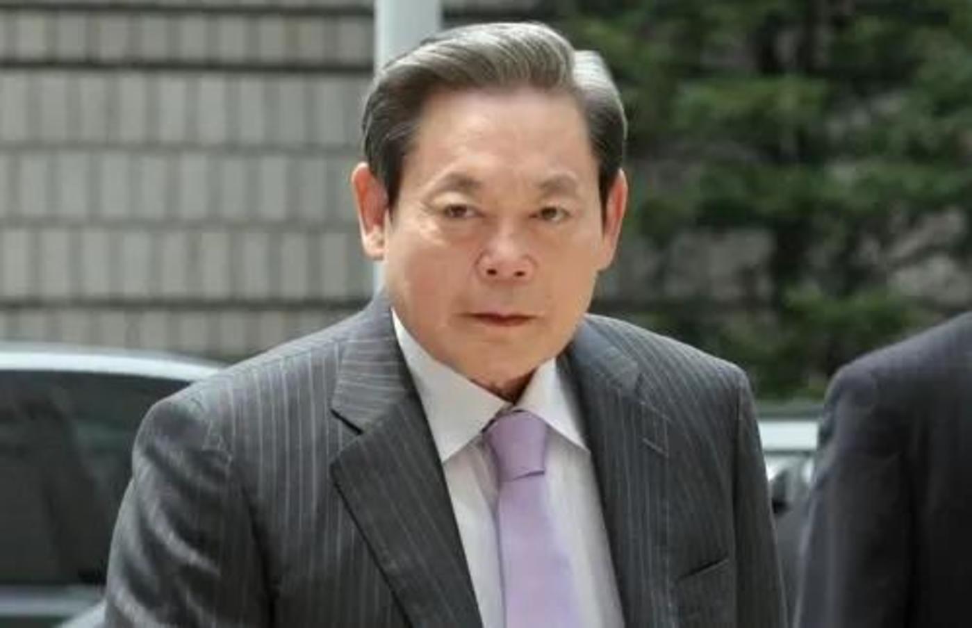 三星董事长李健熙