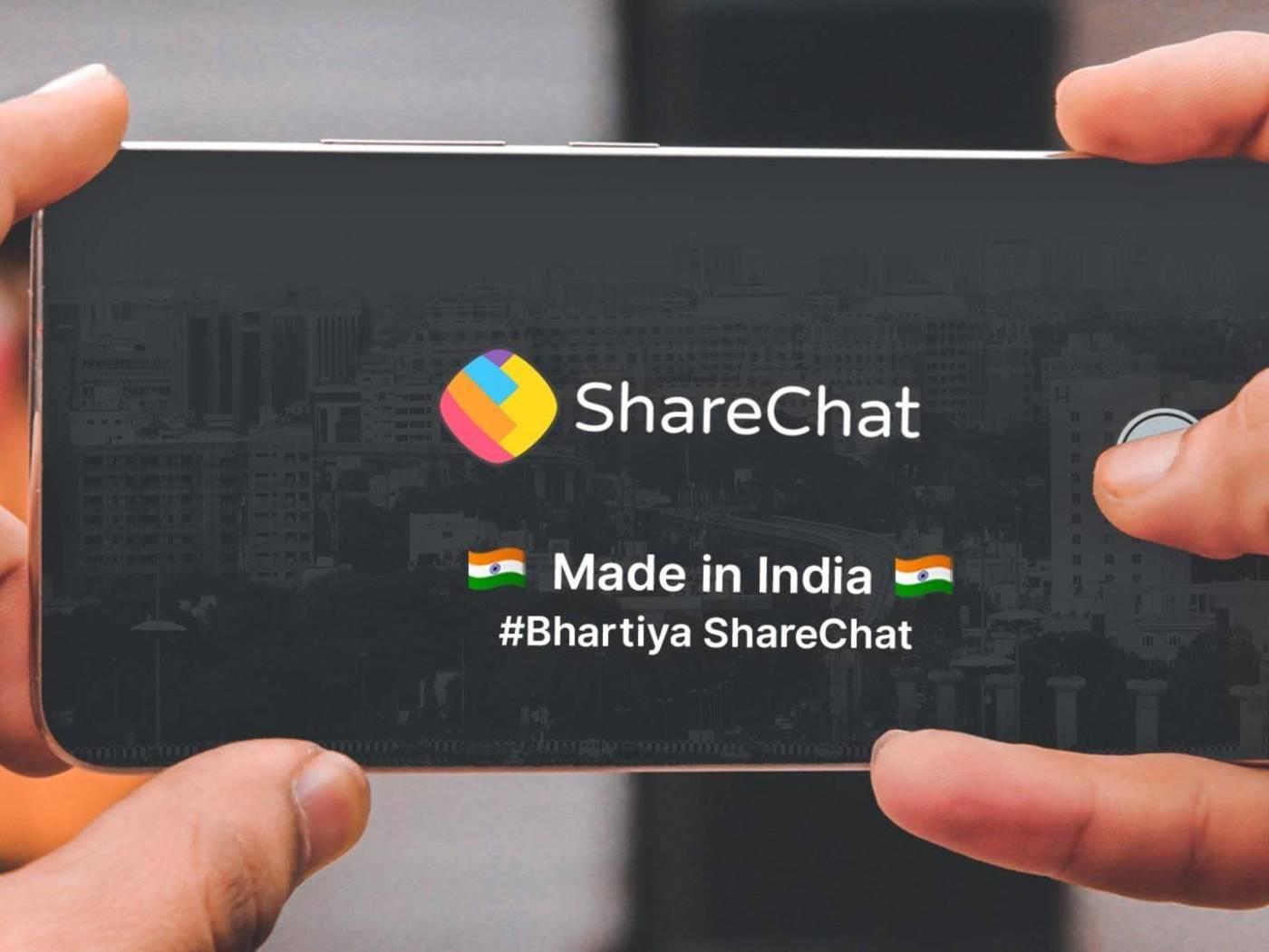 印度本土社交应用Sharechat/Inventiva