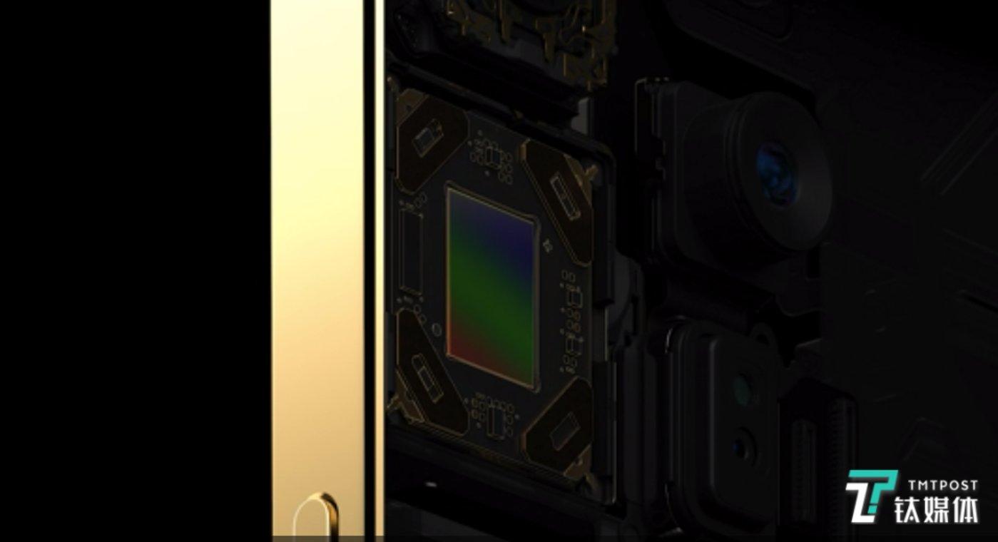 支持传感器防抖的iPhone 12 Pro