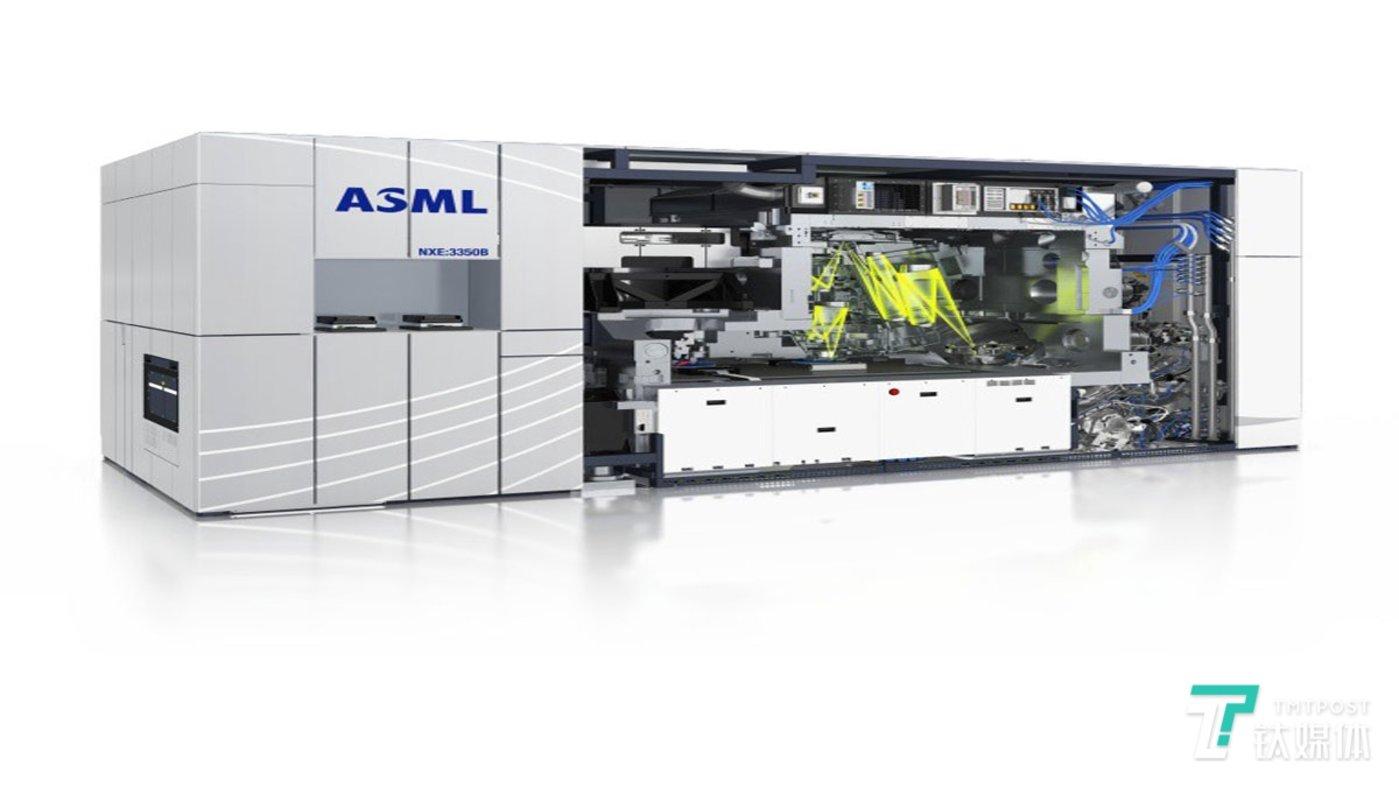 ASML的光刻机原型