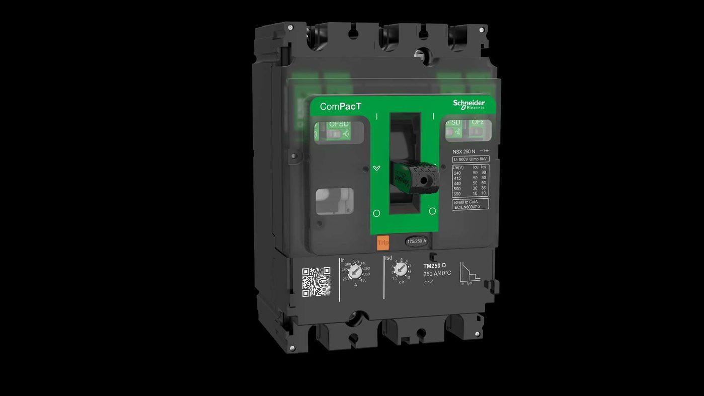 新一代ComPacT NSX系列塑壳断路器
