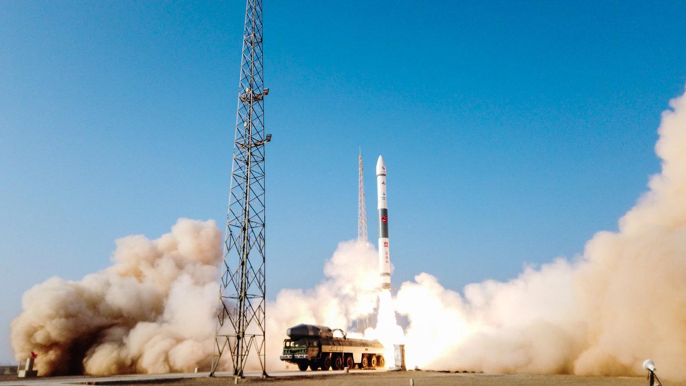 2020年1月16日11时02分,银河航天首发星发射成功
