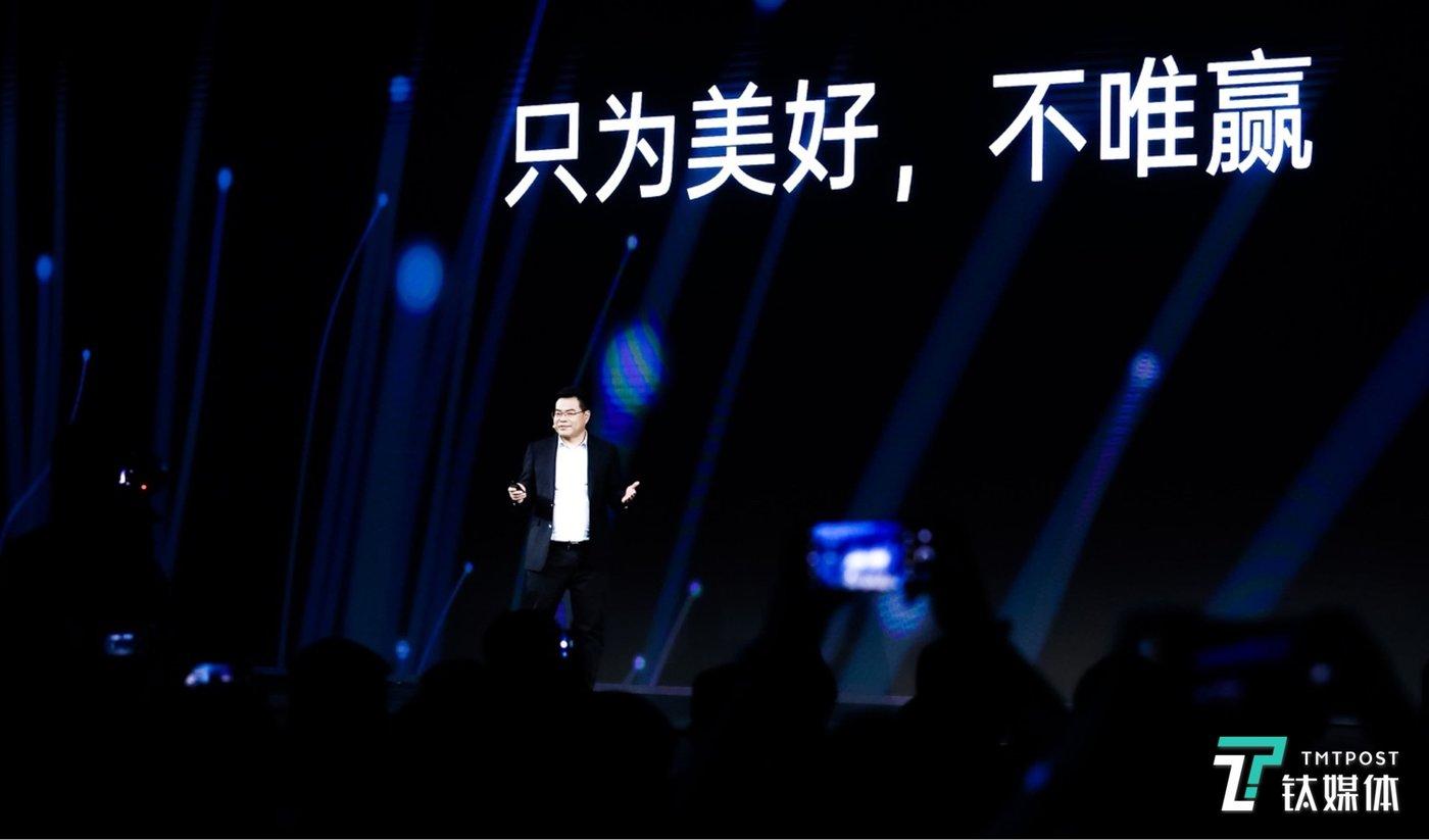 OPPO副总裁、中国区总裁刘波