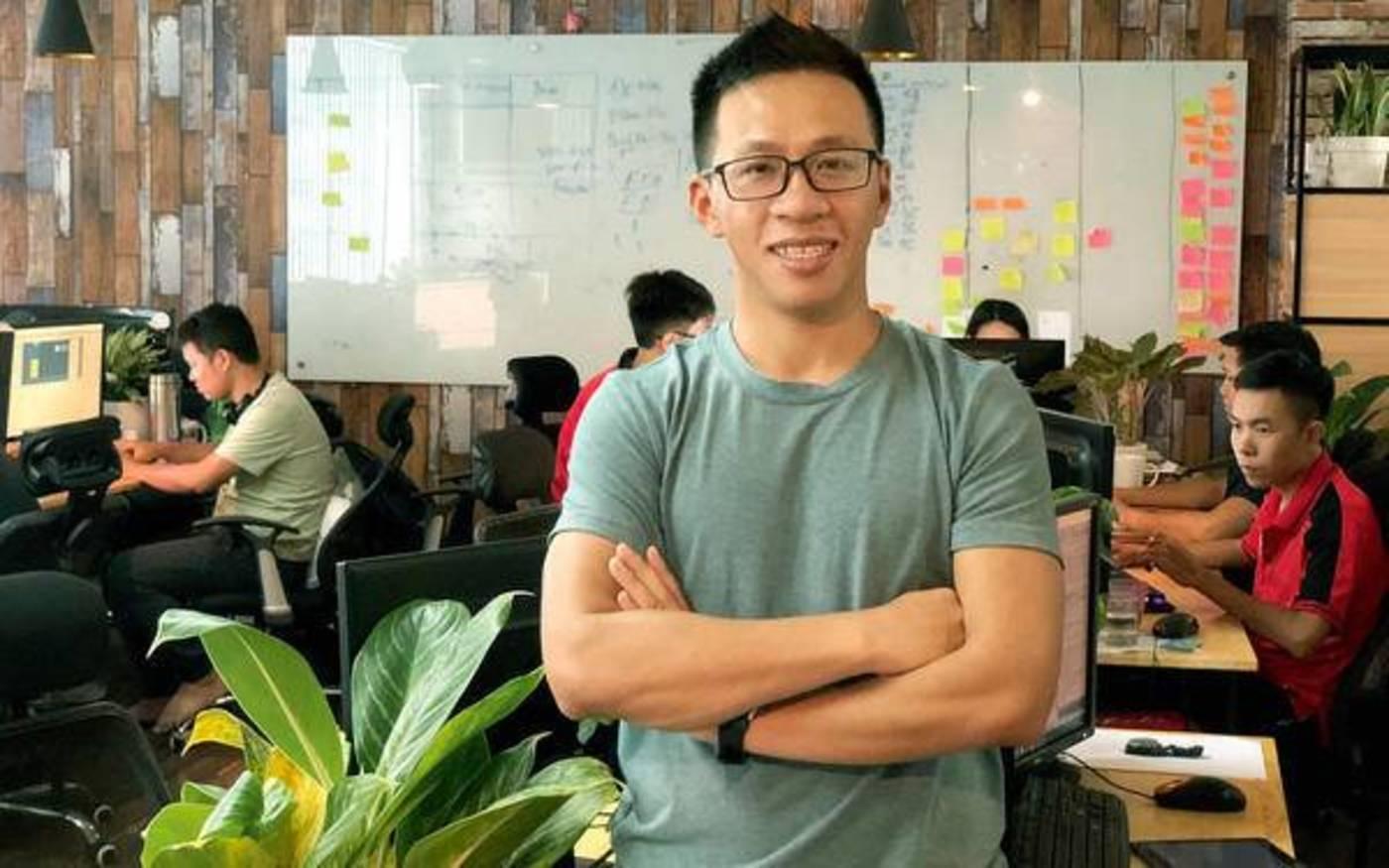 Wolffun Game CEO Nguyen Dinh Khanh