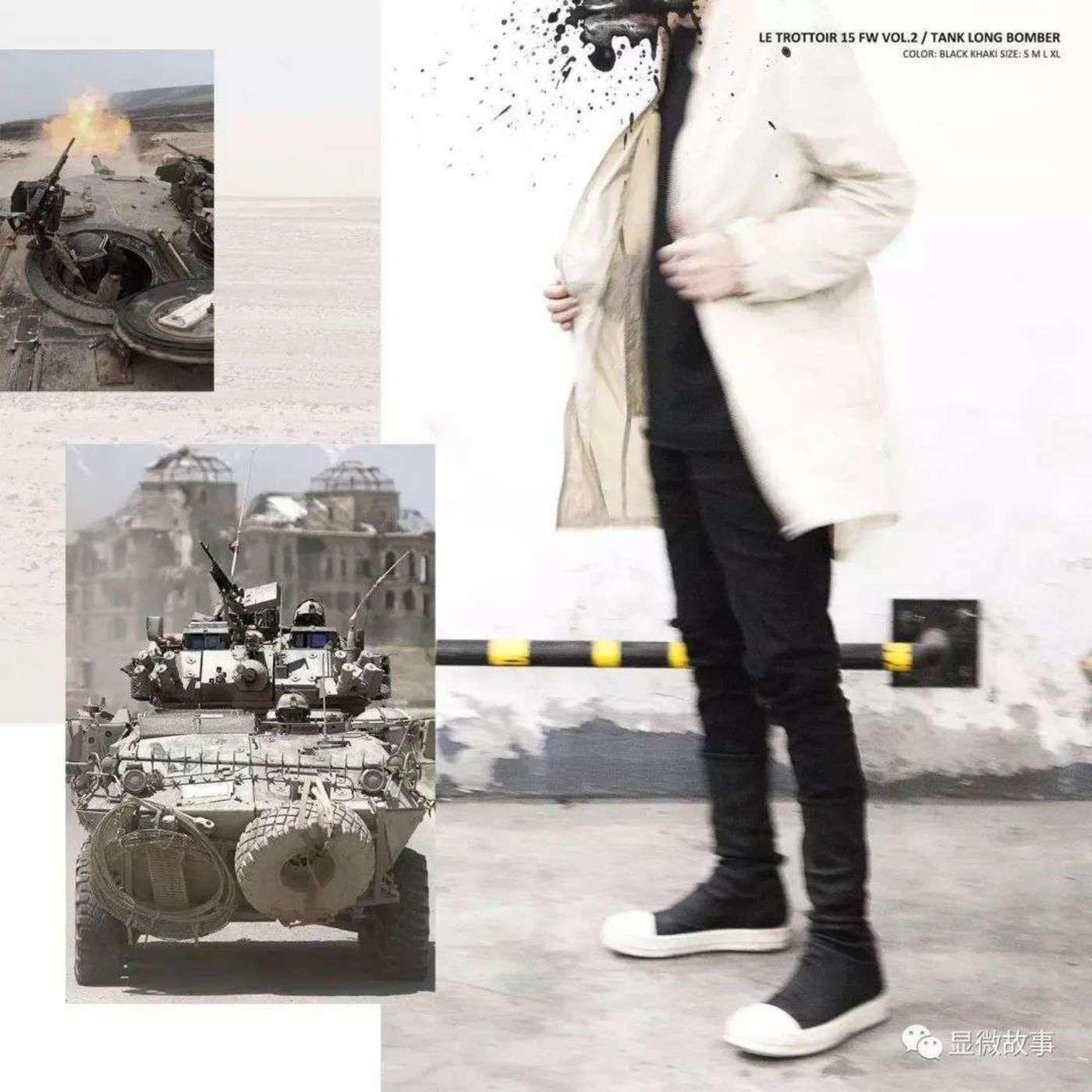 图   王钰淇自创品牌Letrottoir早期设计风格
