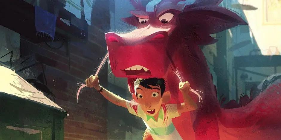 """《许愿神龙》定档,经历过""""国漫疯长""""的动画电影迎来新起点"""