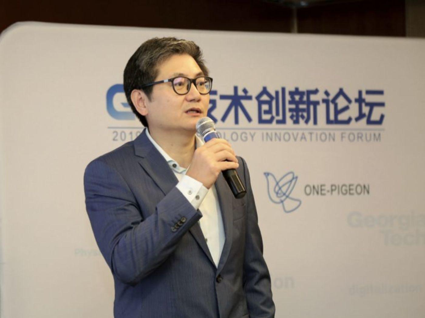 物界科技(上海)有限公司董事长兼CEO田民
