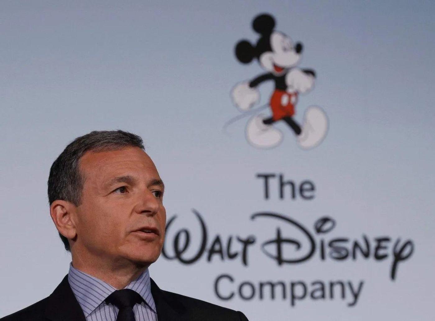 迪士尼前CEO鲍勃·伊格尔重出江湖