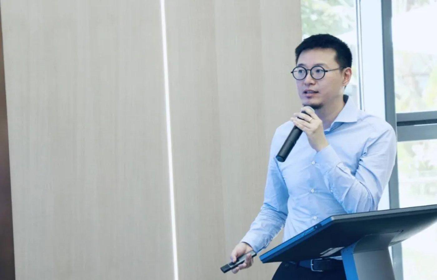 赛意产业基金管理合伙人孙雨轩