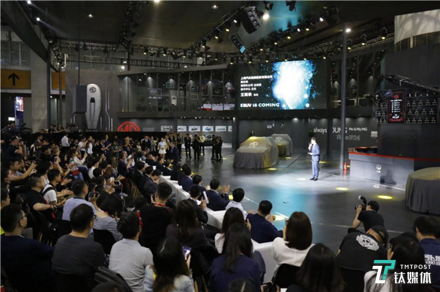 2018年广州车展现场