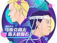 脑机革命:马斯克向左,陈天桥向右|钛媒体·封面