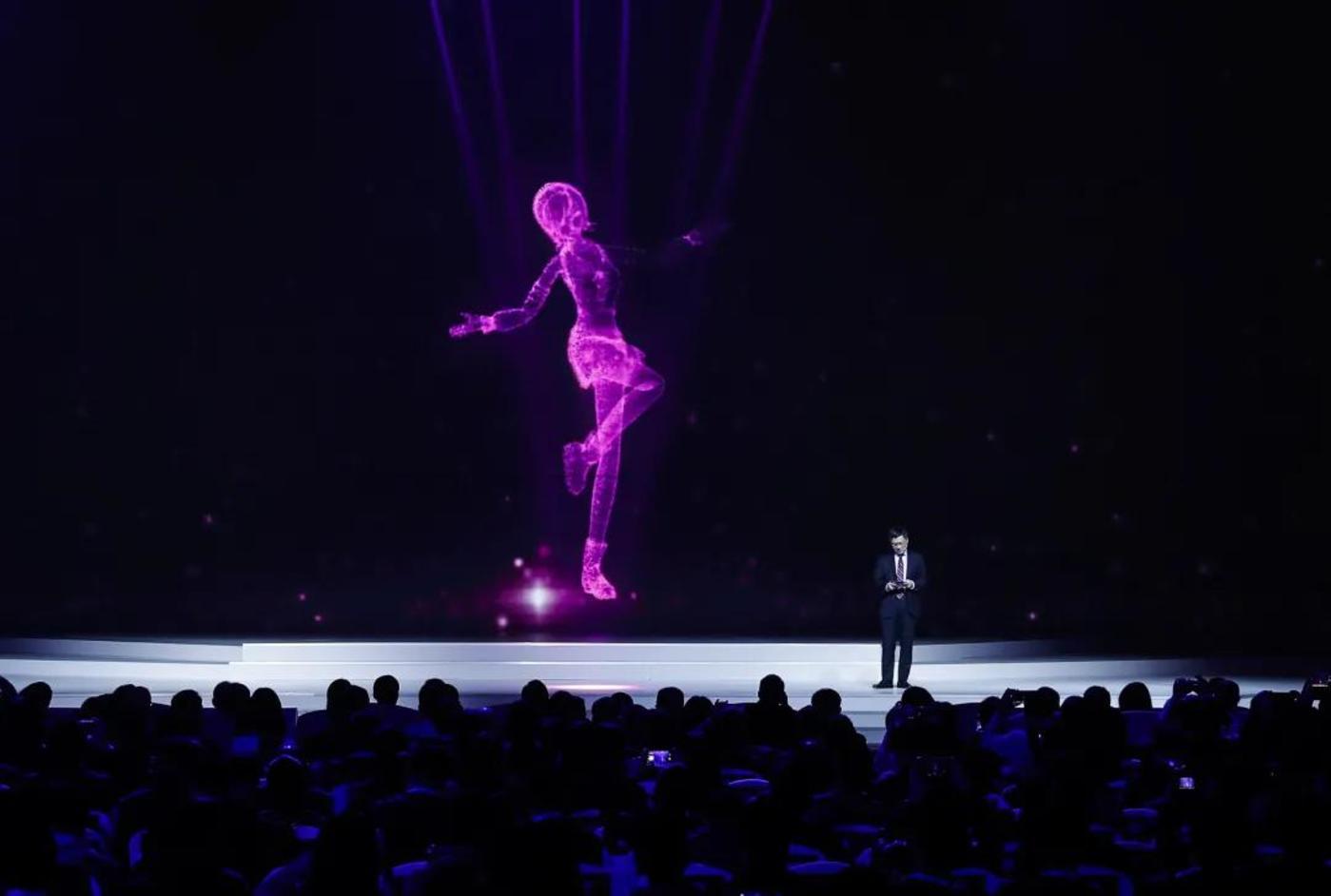 世界互联网领先科技成果发布:微软小冰