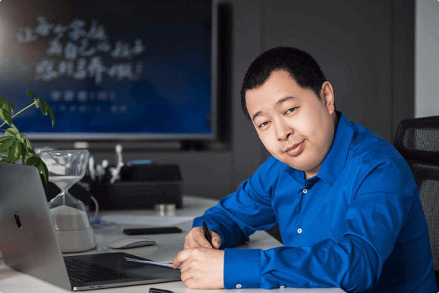张凯磊 来源 / 学霸君官网
