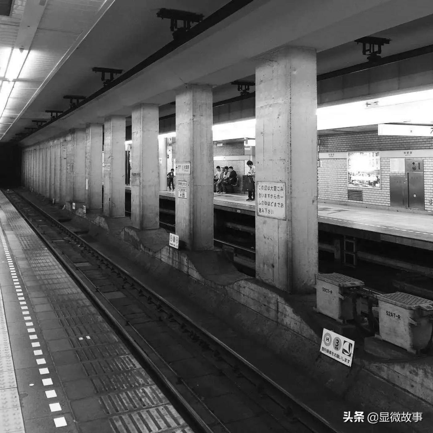 图 |上班路过地铁站