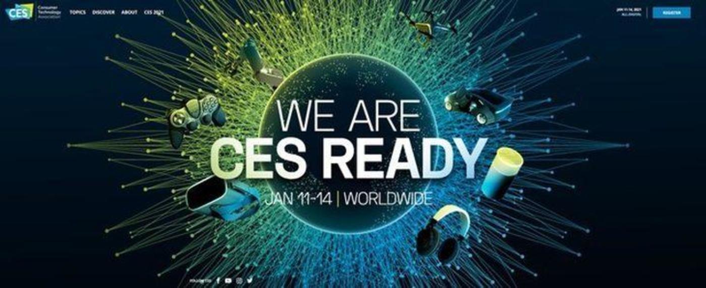 2021年CES展会