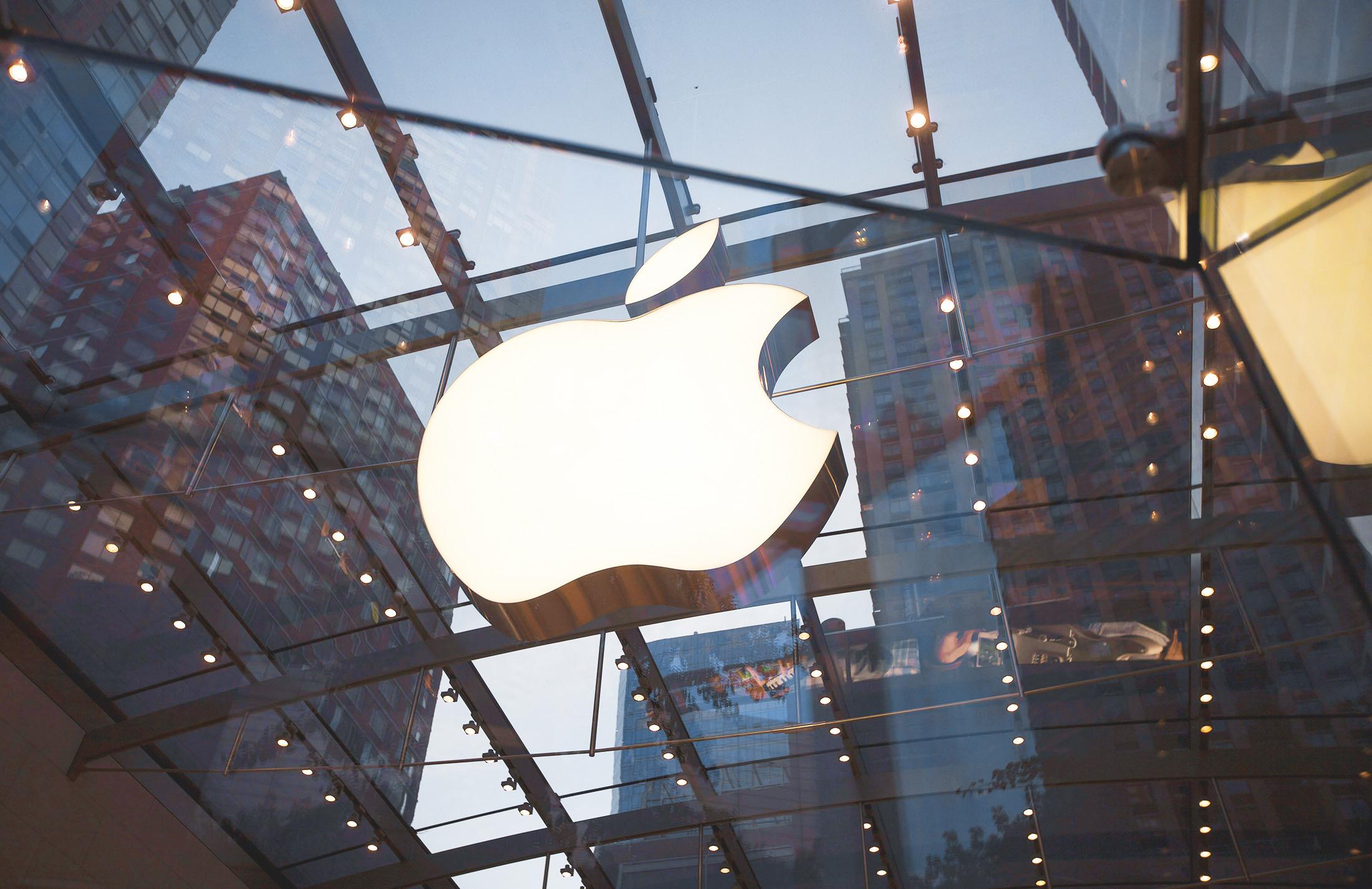 创纪录!苹果单季营收首破1000亿美元,iPhone销量史上最多|看财报