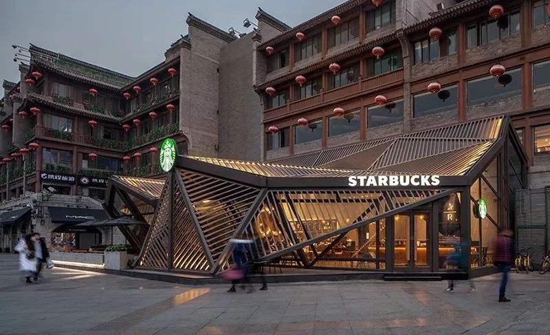 """中国市场""""疫""""外扛起正增长,星巴克借""""第三空间""""文化破圈难?"""