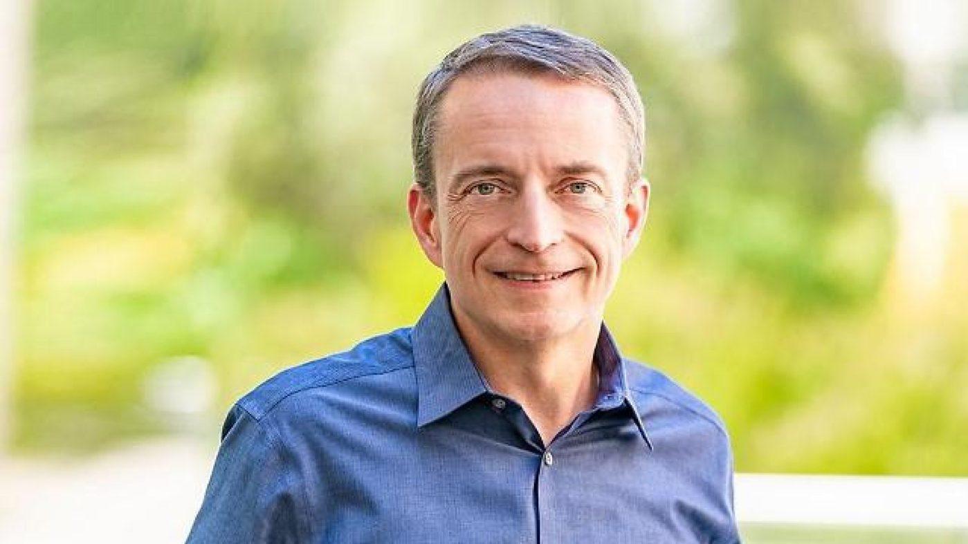 英特尔新一任CEO Pat Gelsinger(图片来源:VMware)