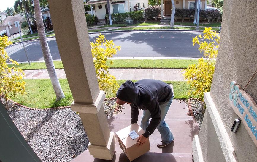 美国网购最闹心的事:偷包裹太猖獗,每天丢失170万个