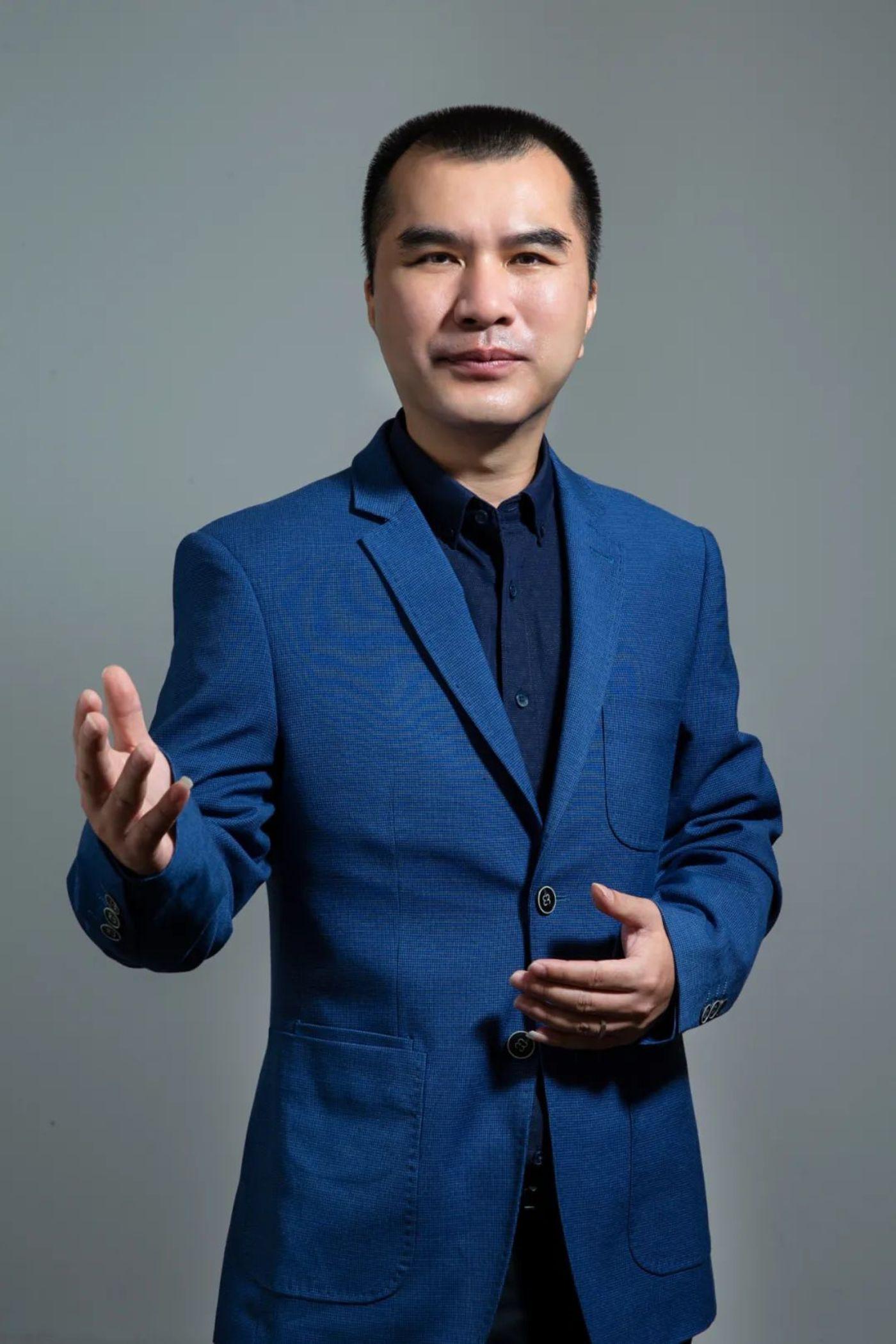 腾讯互娱副总裁 崔晓春