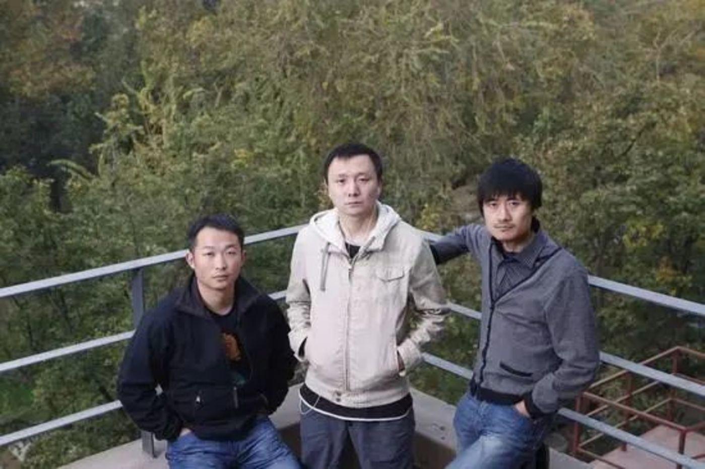 图:周源、黄继新和李申申