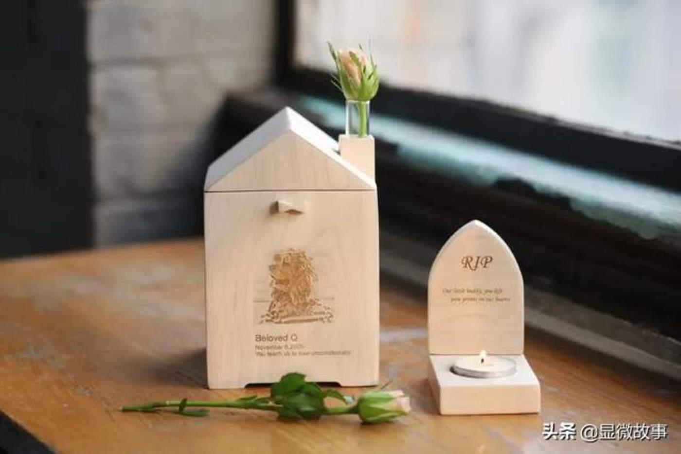 图丨我设计的骨灰盒