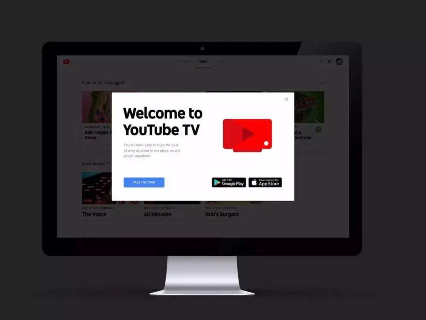 图说:Youtube是成功的先行者