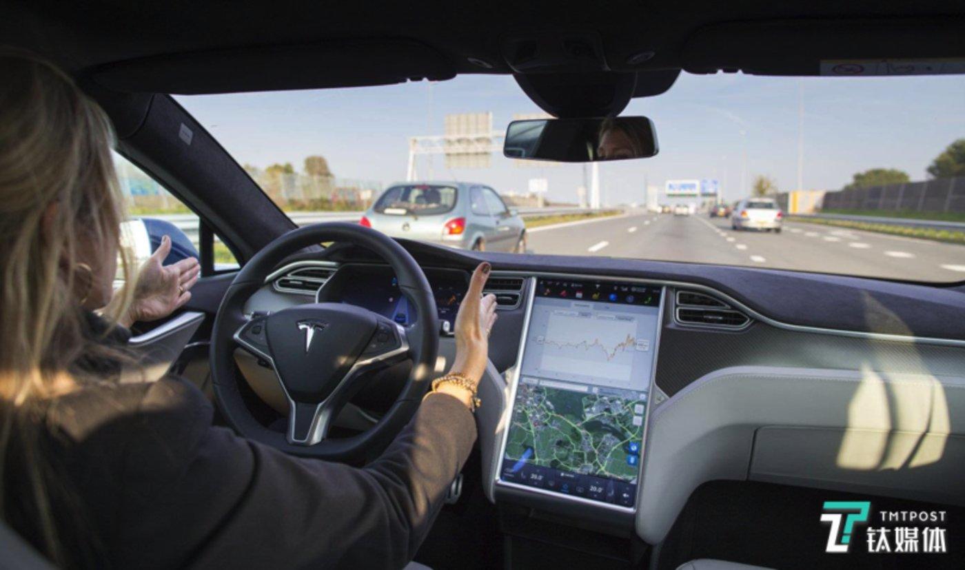 特斯拉Autopilot自动驾驶功能