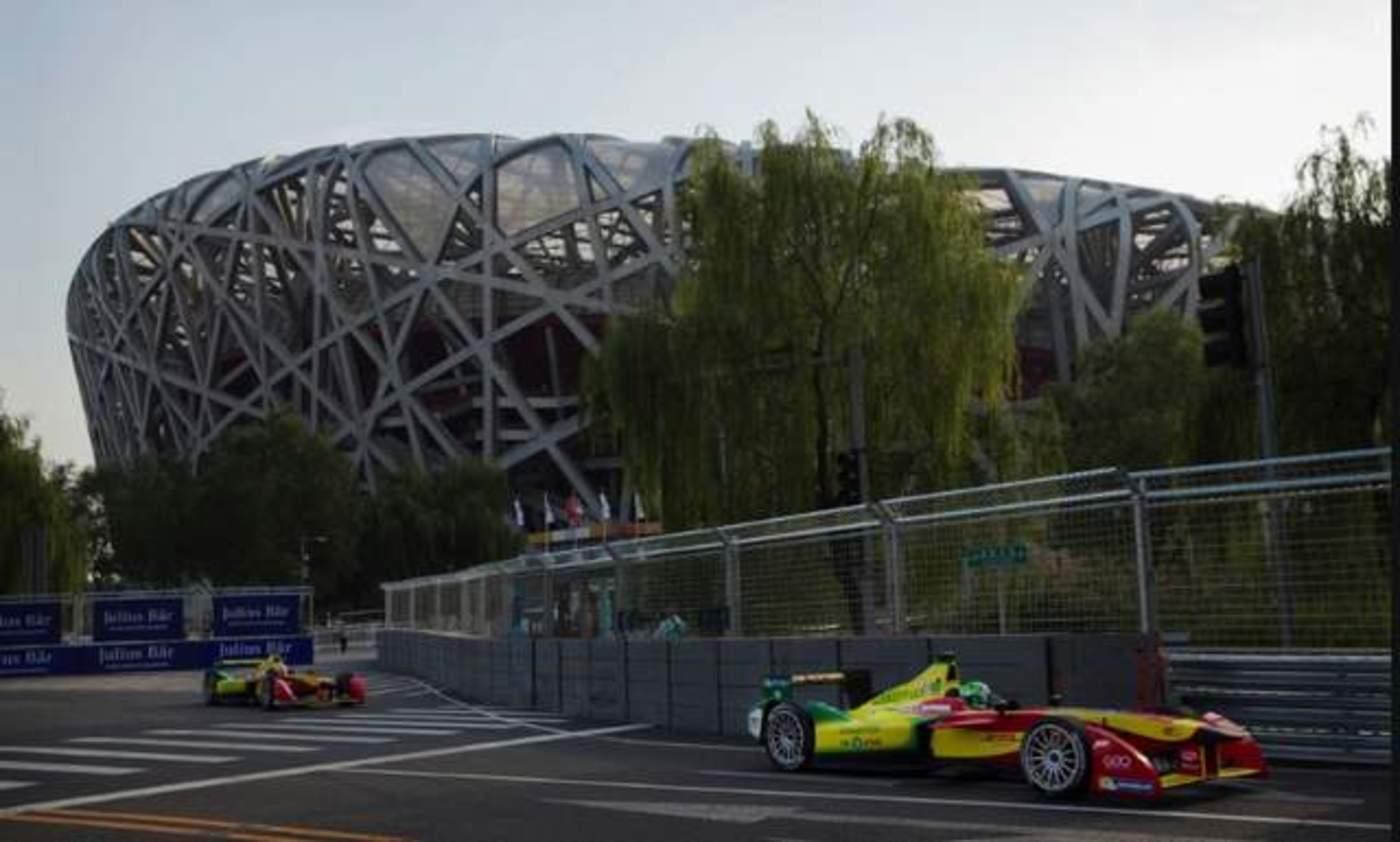 FE历史上的首场比赛,设在了北京