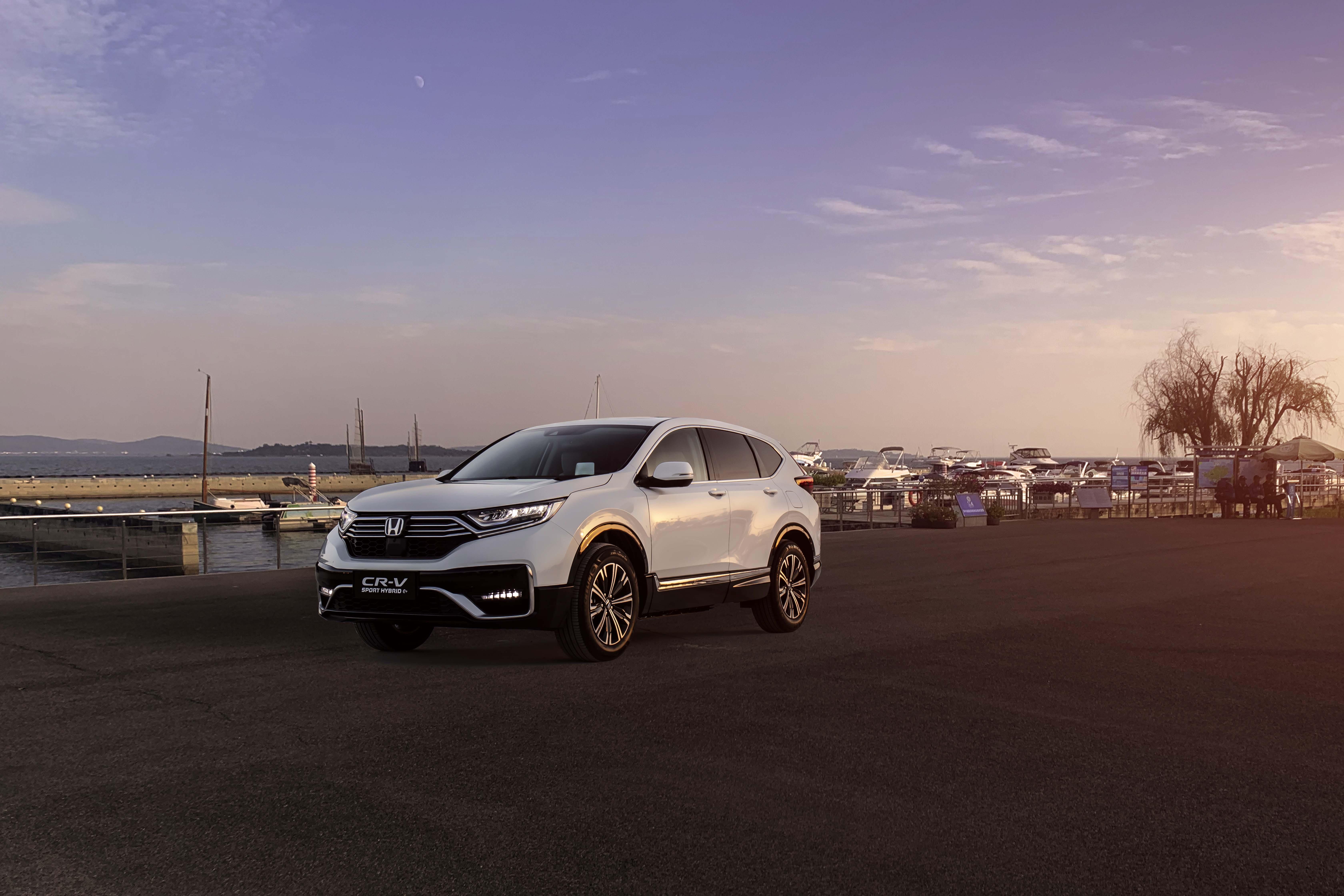 售价27.38万元起,东风Honda CR-V锐·混动e+正式上市 | 一线车讯