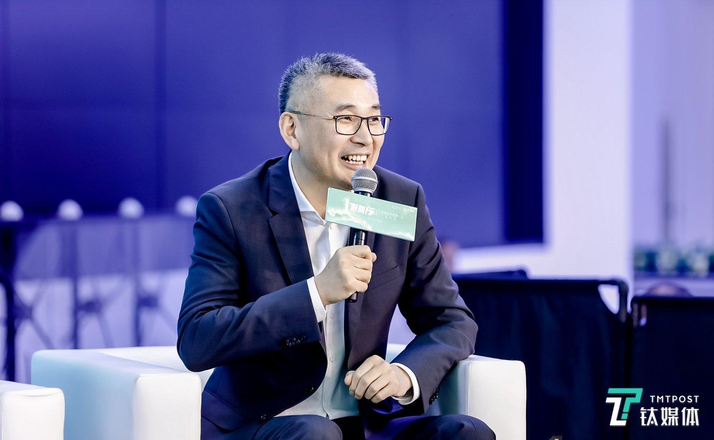 诺辉健康联合创始人兼CEO朱叶青