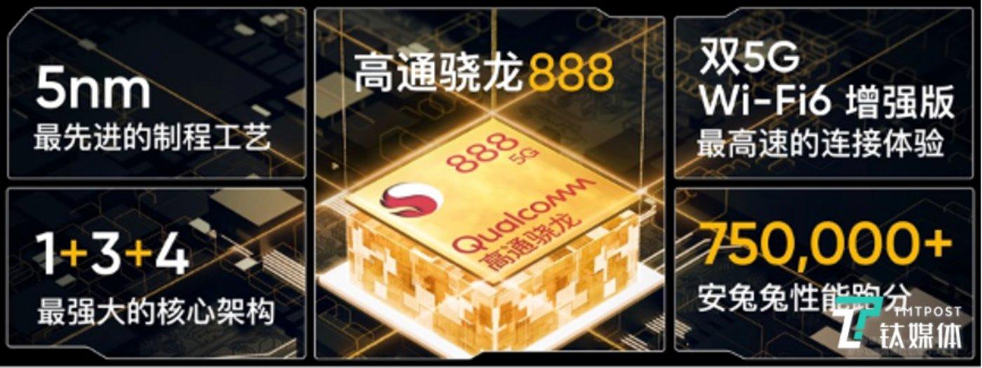 骁龙888