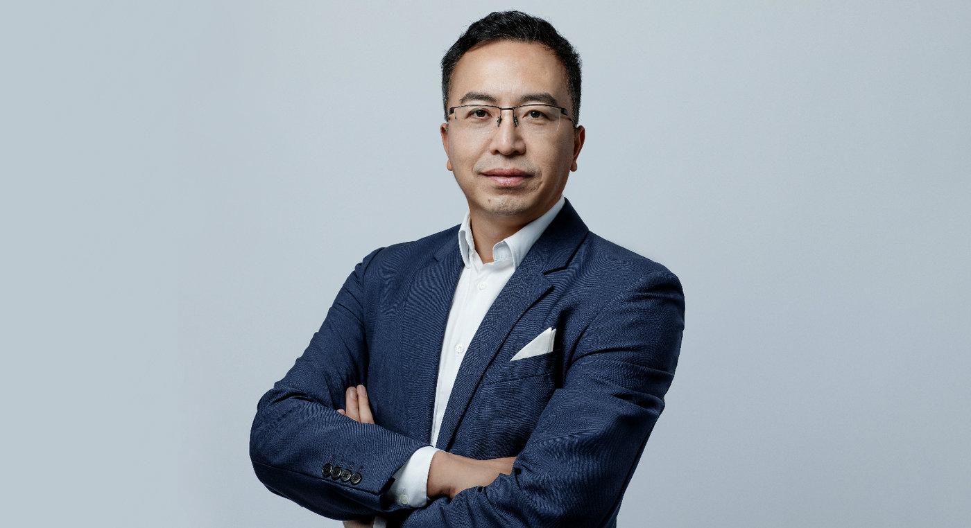 荣耀CEO 赵明