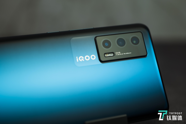 iQOO Neo5 摄像头模组