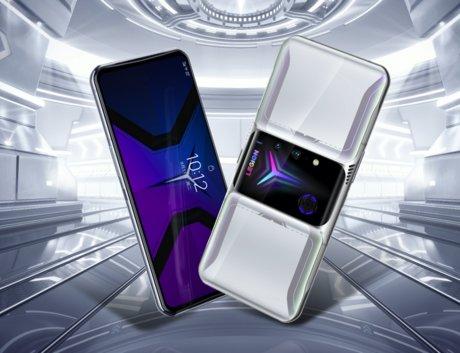 拯救者电竞手机2 Pro发布:全球首款搭载双风扇游戏手机