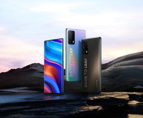 realme真我X7 Pro至尊版正式發布:曲面屏手機售價僅為2299元丨鈦快訊