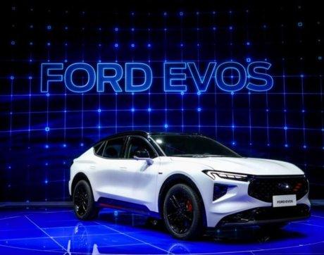 福特走向智能新「百年」, EVOS拉满科技属性