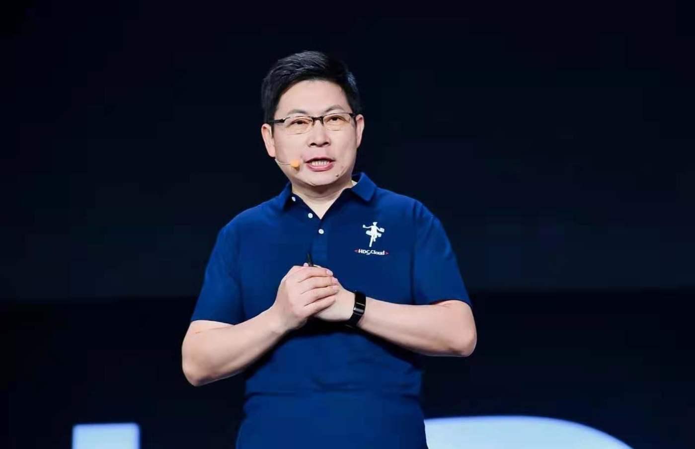 """架构调整后首次亮相,华为云CEO余承东解读""""云战略"""""""