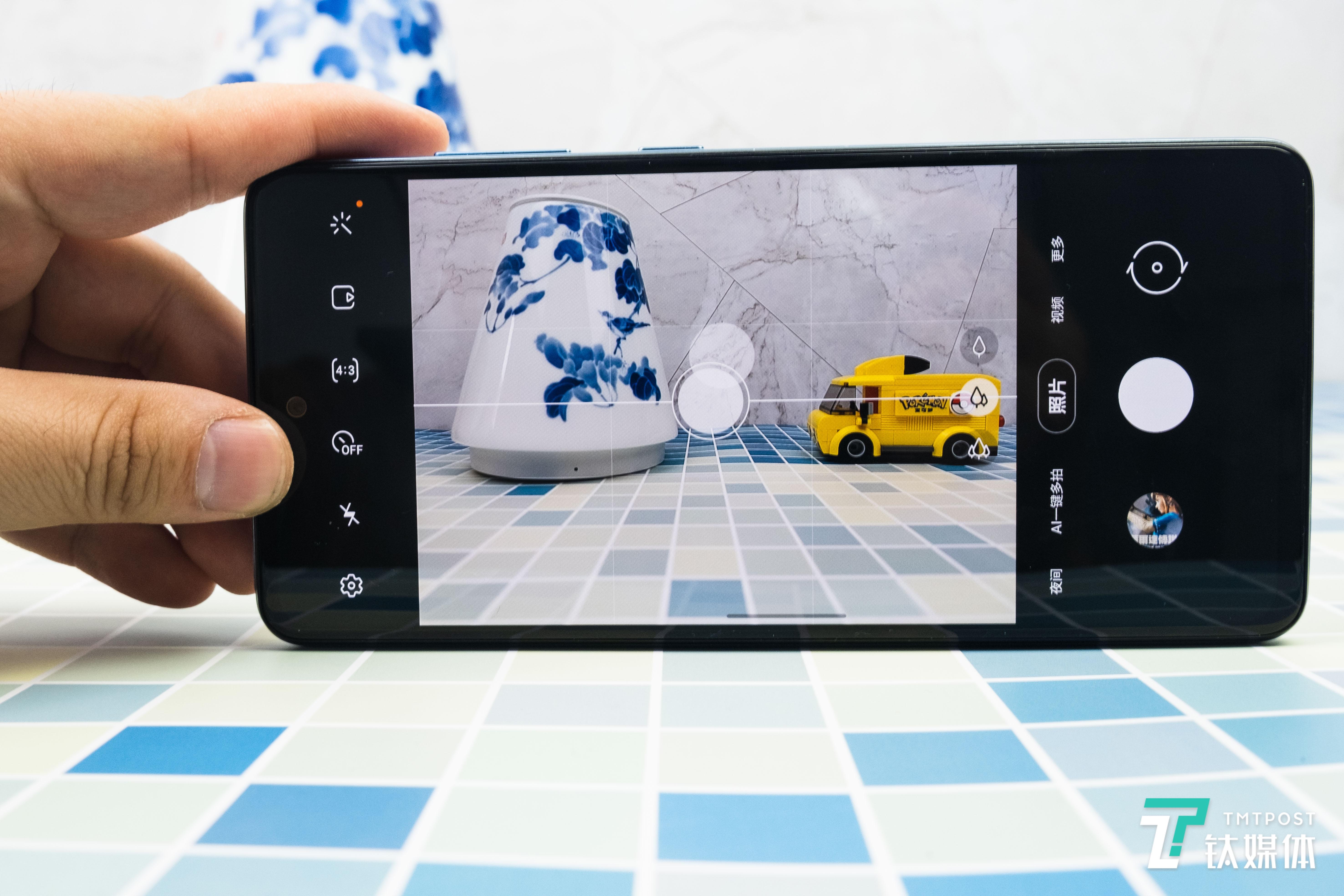 三星Galaxy A52 5G-构图建议