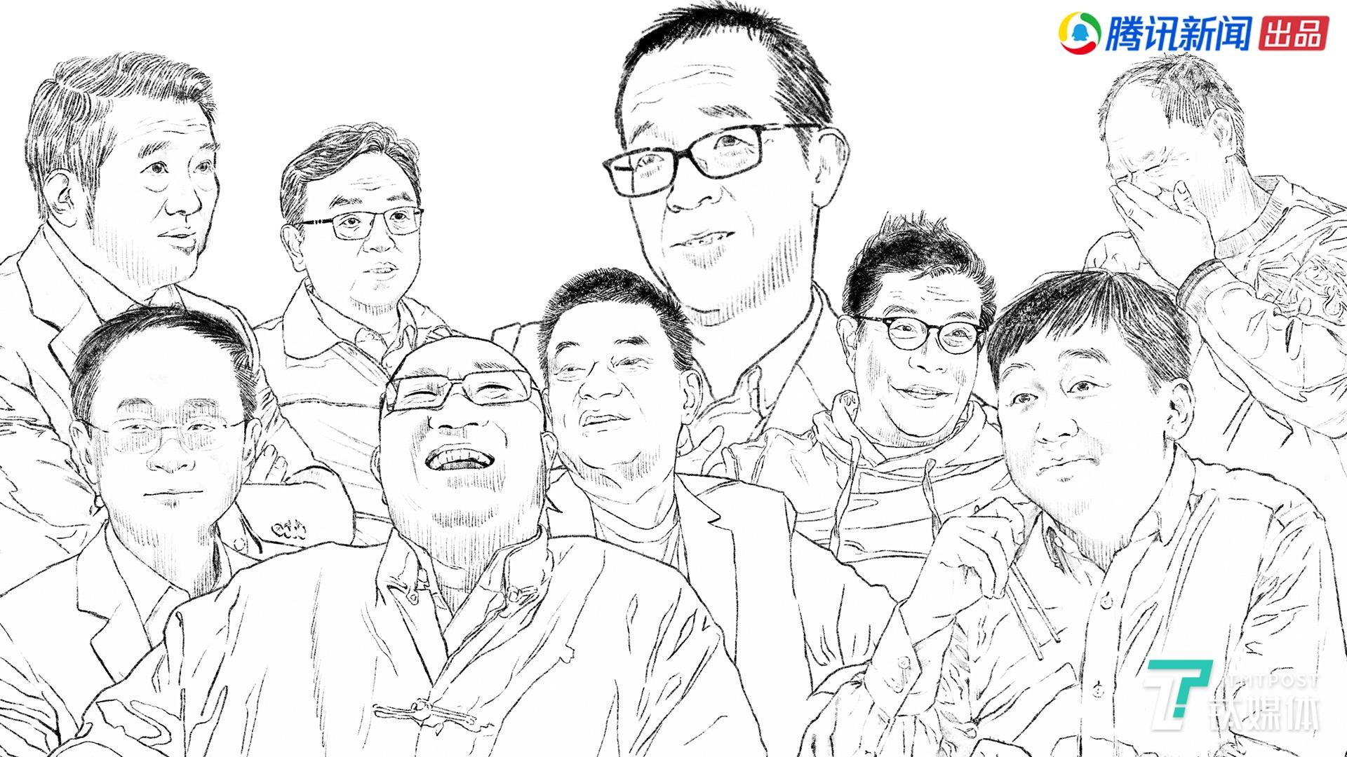 """俞敏洪把酒对谈 8 位企业家,希望""""中国老百姓把企业家当作一个普通人看"""""""