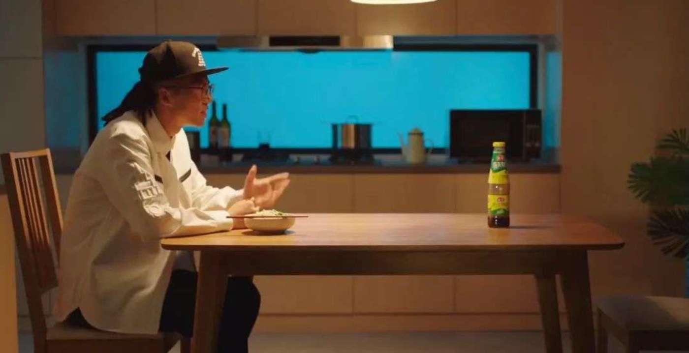 海天蚝油的综艺广告