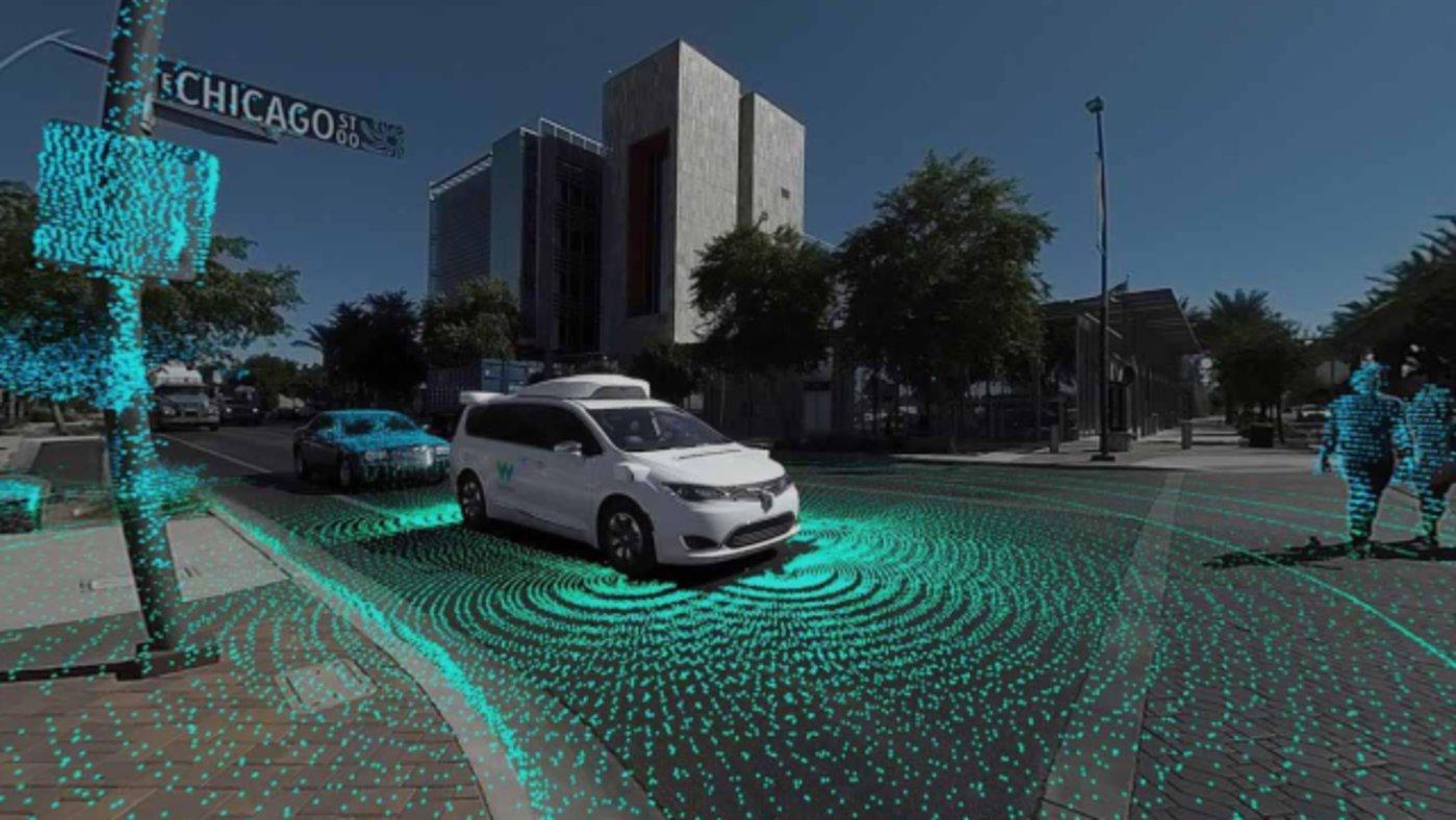 华为的激光雷达和特斯拉的视觉算法,谁才是自动驾驶的未来?