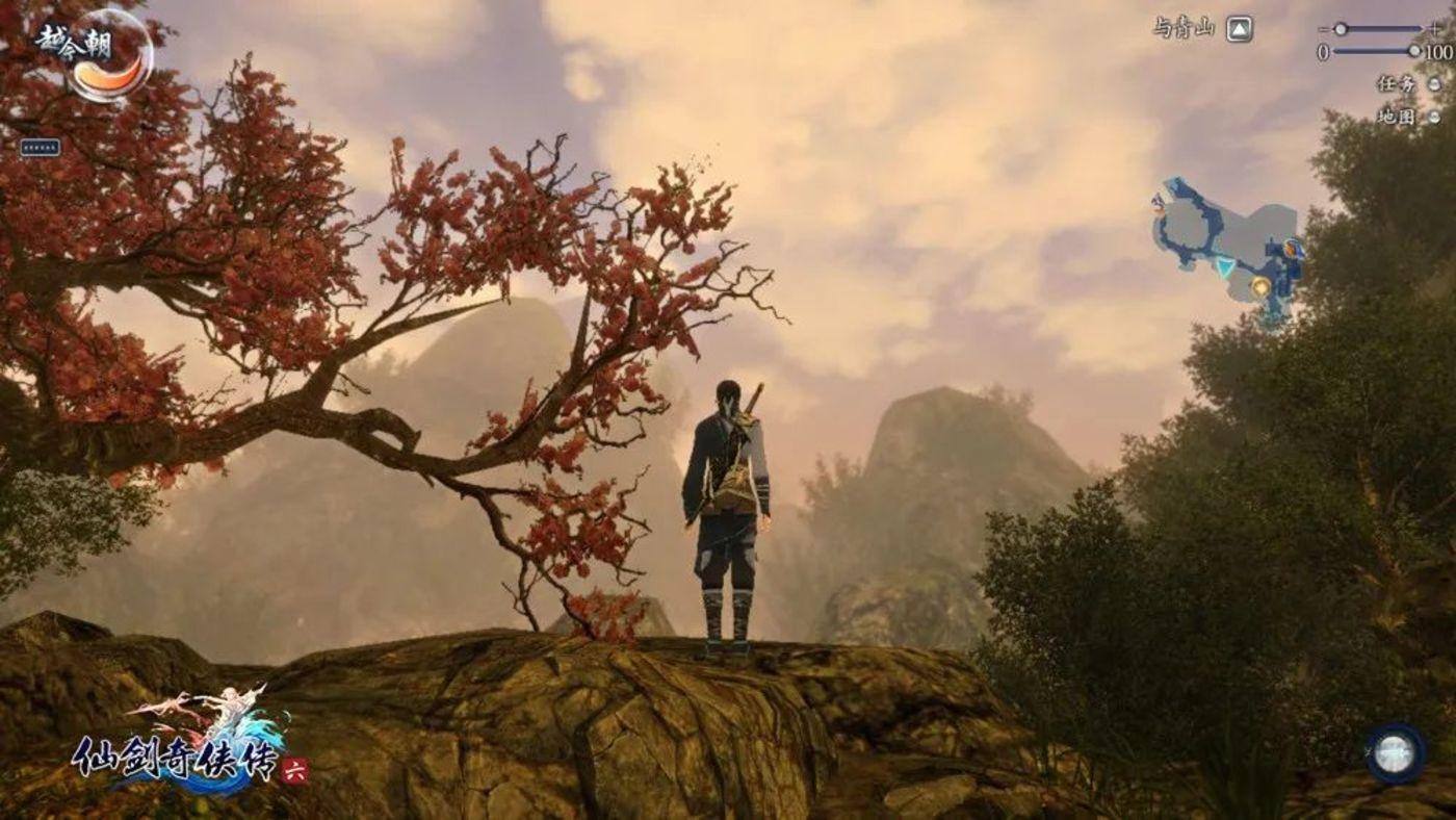 《仙剑奇侠传6》游戏截图
