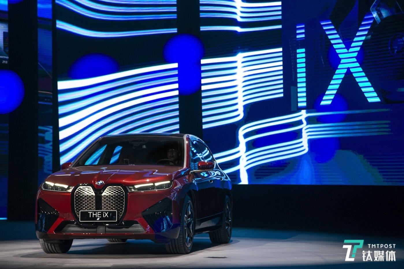 宝马iX纯电SUV