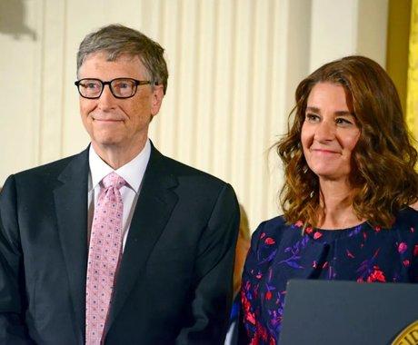 27年婚姻结束!比尔·盖茨与梅琳达宣布离婚,1305亿财富怎么分?