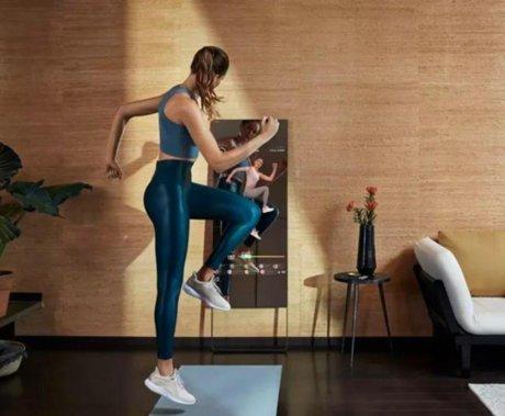 AI加持、足不出户,居家健身成为年轻人的健身未来式