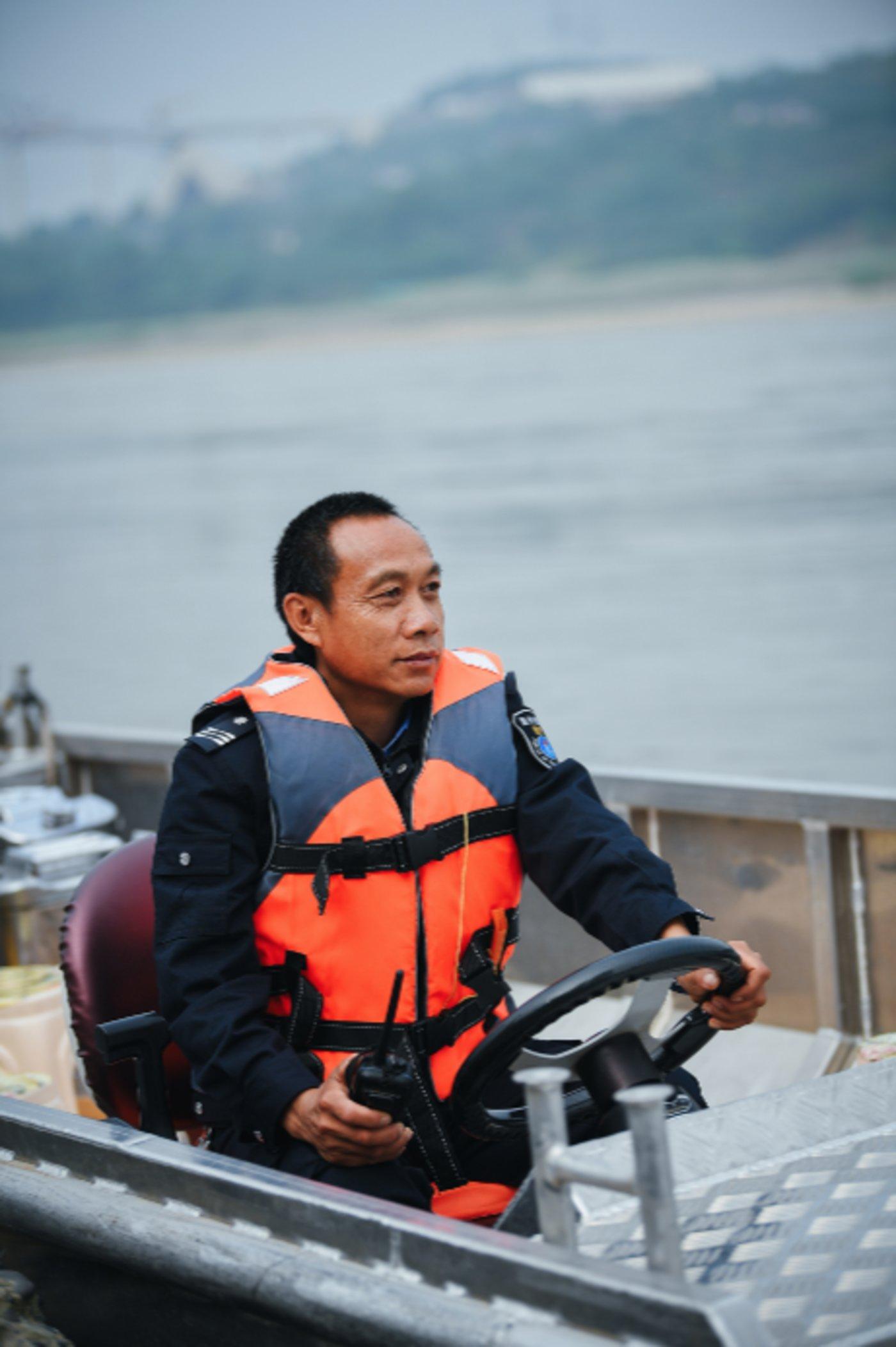 长江暗战:被卷入浪潮里的渔民