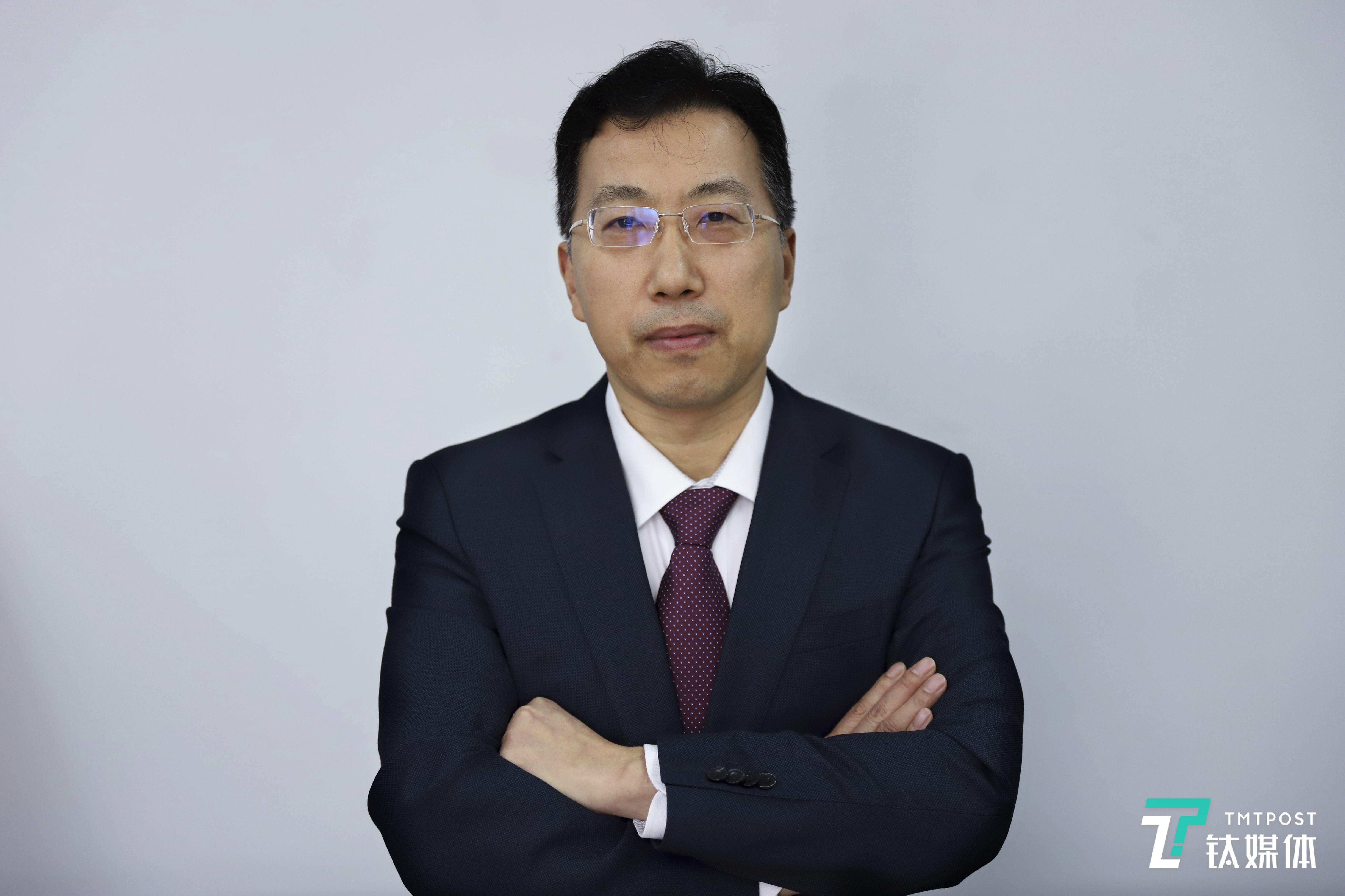 东软汽车电子事业本部总经理 孟令军