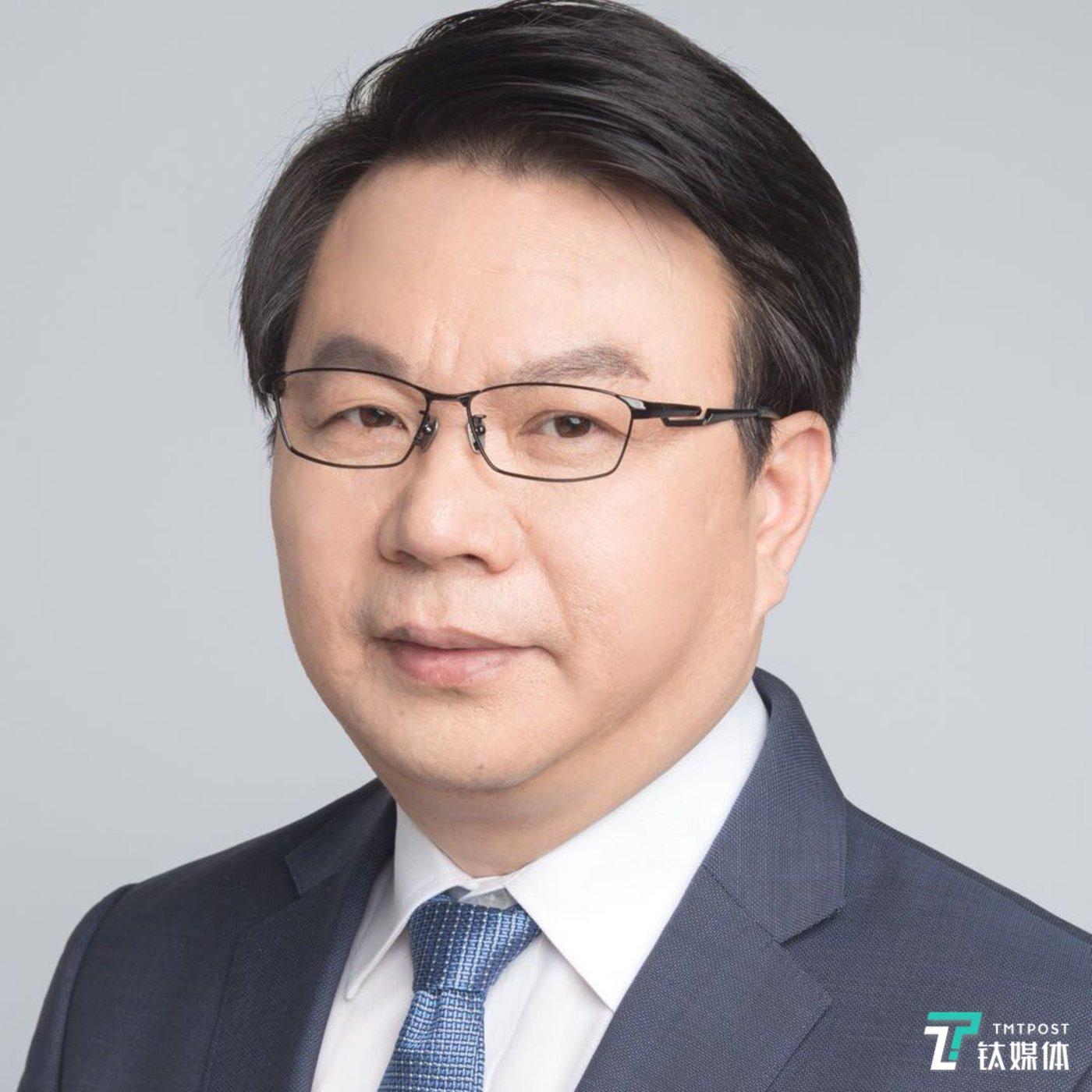 海信集团高级副总裁陈维强