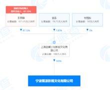 王思聪成立影视新公司